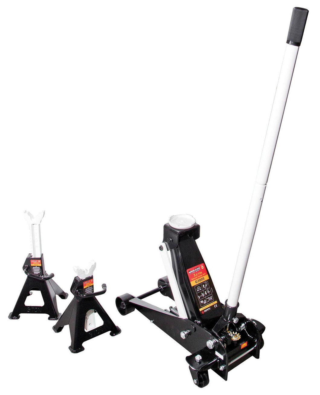 OMEGA PRO LIFT 3 TON WORKSHOP SET (G3005/T3005)