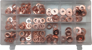 Injector Copper Seal Kit 150-Piece