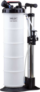 Vac Mate; Fluid Extractor And Dispenser