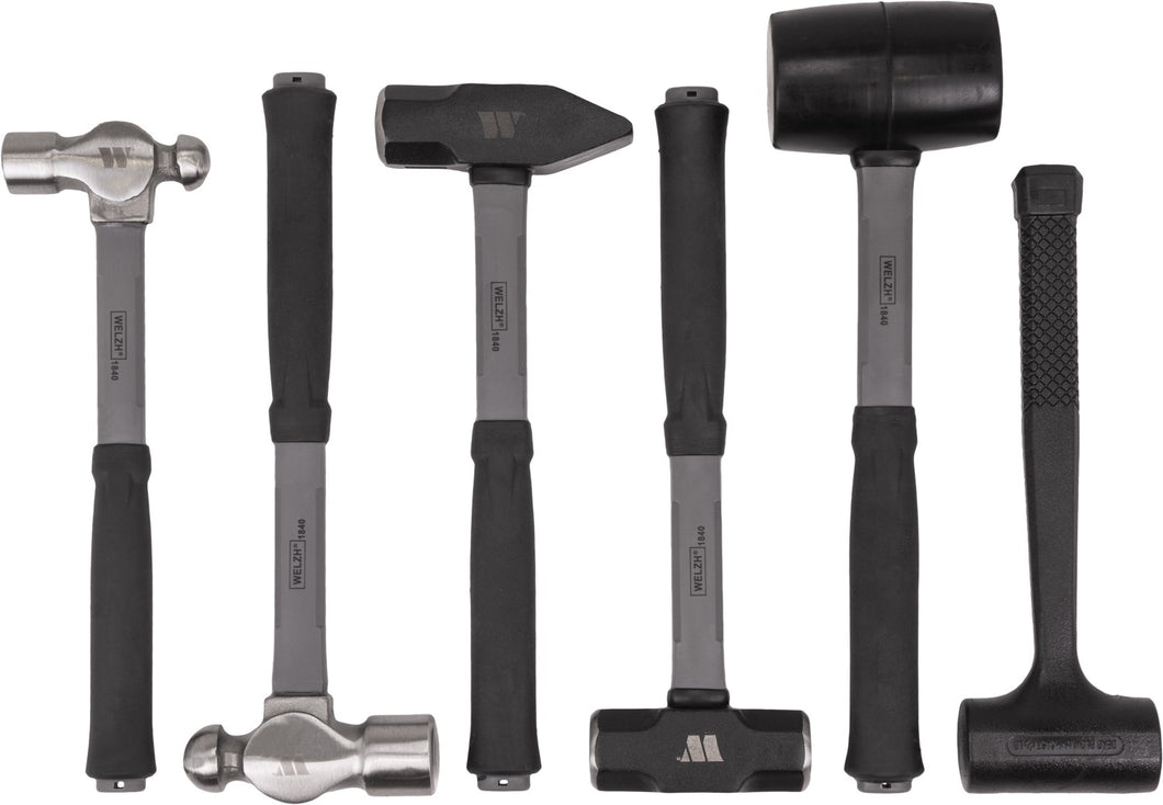 Hammer Set 6-Piece All Purpose