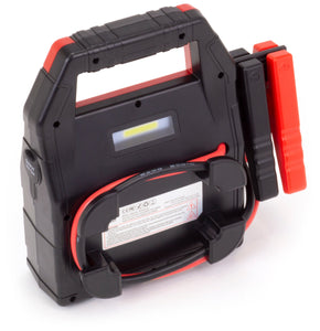 Intelligent High Capacity Booster Pack; 12/24 Volt, 40000mAh