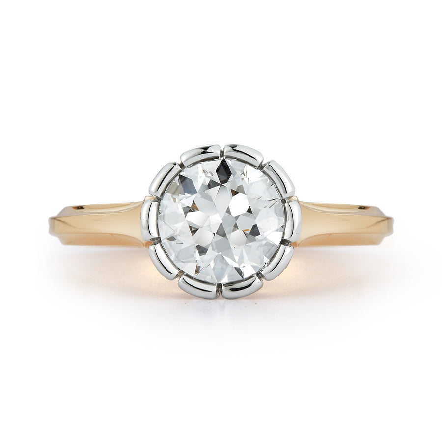 Wildflower Collection Flora Belle Embrace Engagement Ring