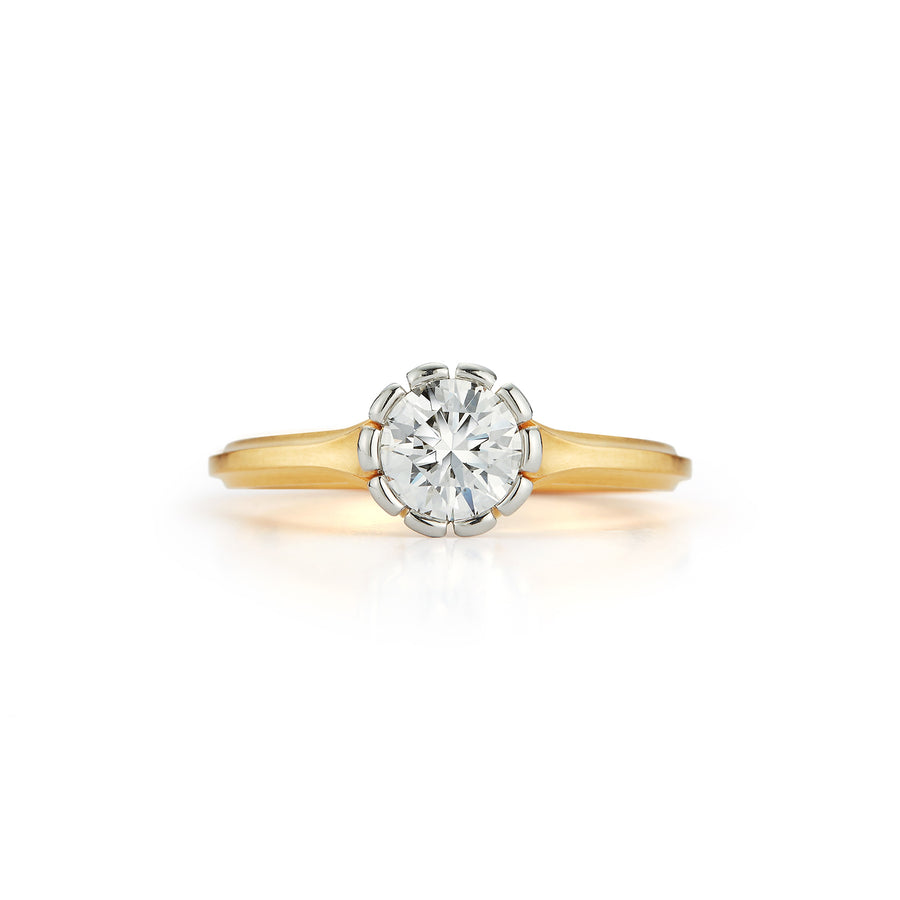 Wildflower Collection Floral Belle Engagement Ring