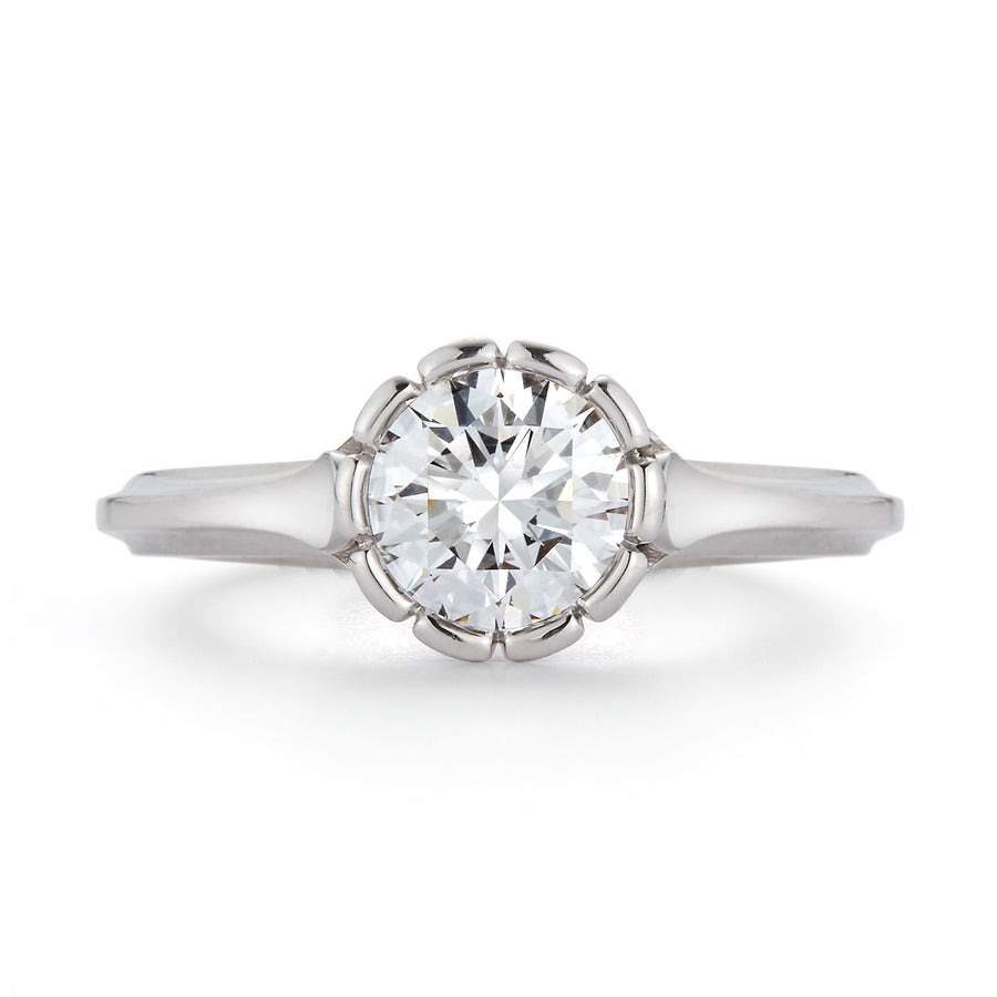 Wildflower Collection Flora Belle Engagement Ring