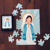 Mary, Mother of God Puzzle