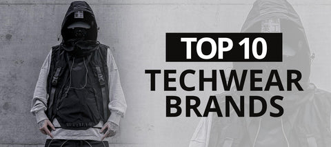 TECHWEAR BRANDS
