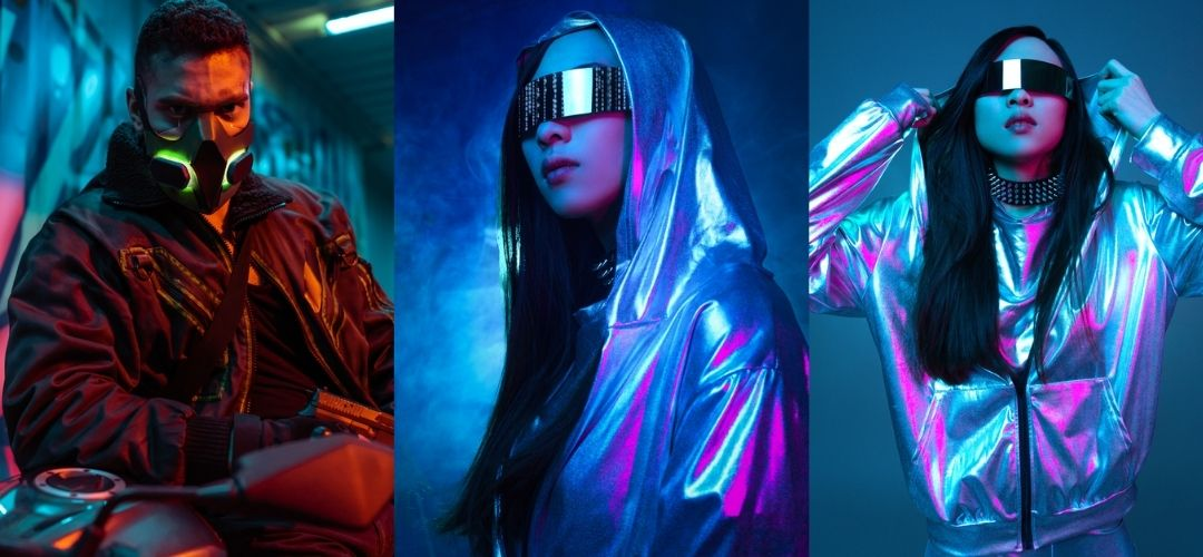 cyberpunk clothing