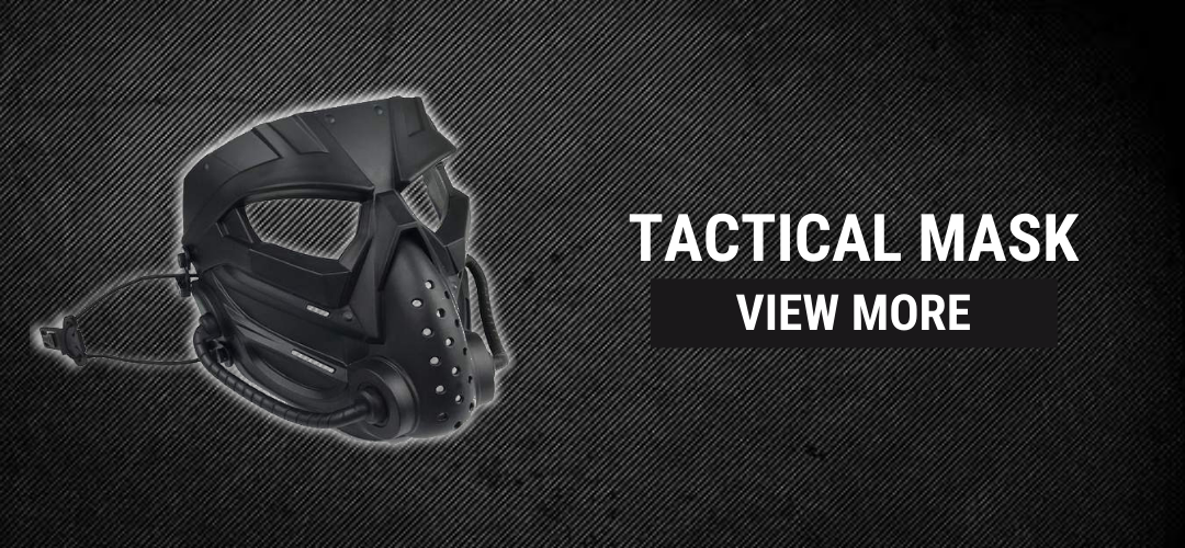 military tactical mask