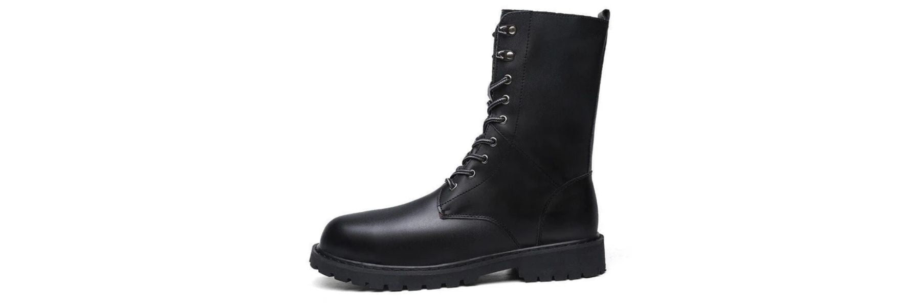 techwear high boots