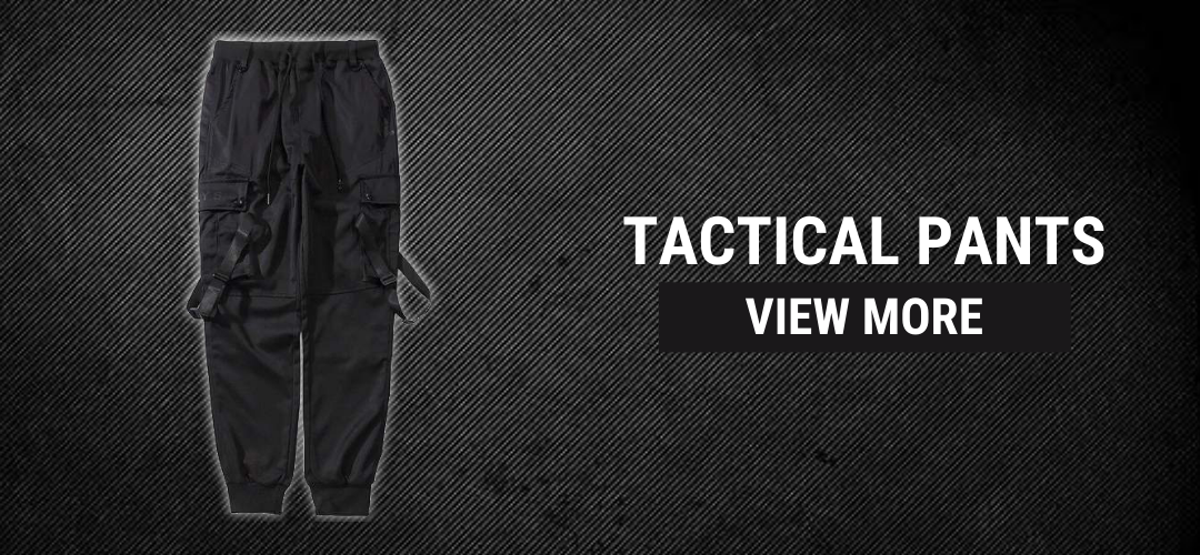 tactical utility joggers