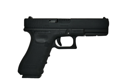 WE Europe G-series G17 generation 4 airsoft pistol side profile
