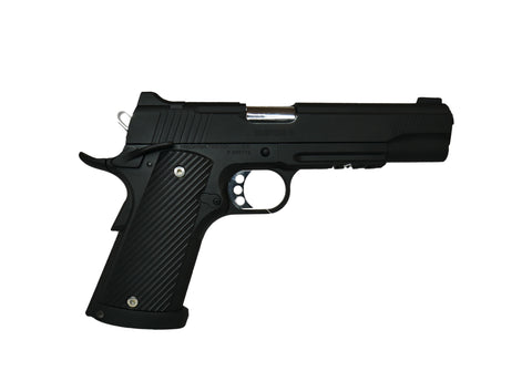 king arms tactical shrike 1911 airsoft gas blow back pistol