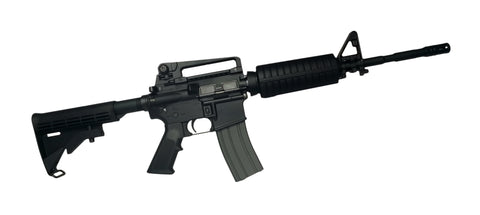 Tokyo Marui M4A1 Carbine Gas Blowback Rifle with ZET System