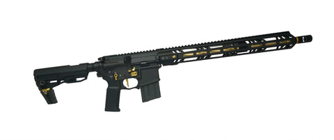 Tokyo Marui MTR16 G-Edition Gas blowback Airsoft Rifle with ZET Syetem