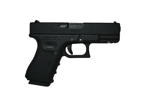 WE Europe G-series G19 generation 4 airsoft pistol gas blow-back