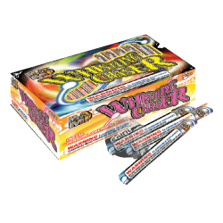 Whistling Chaser | Novelties (Ground) | Mighty Max Fireworks