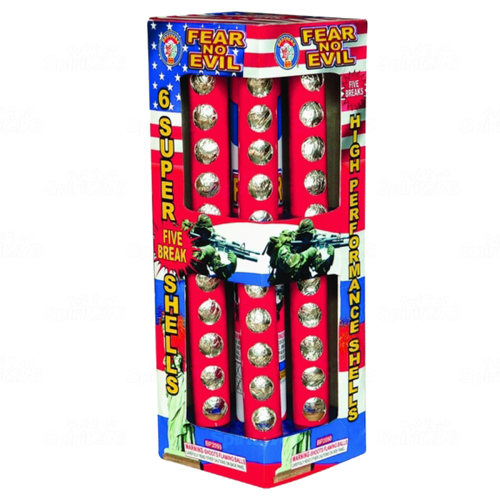 Fear no Evil - Brothers Fireworks