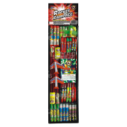 Rocket Rampage | Stick Rockets | Cannon Fireworks