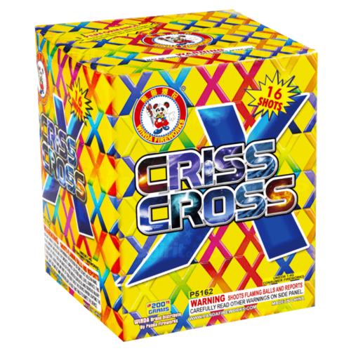 Criss Cross - Winda Fireworks