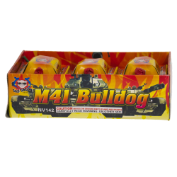 M14 Bulldog | Novelties (Ground) | Sky Bacon Fireworks