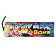 Load image into Gallery viewer, Ground Bloom Flower w/ Bomb | Novelties (Ground) | Sky Bacon
