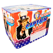 Load image into Gallery viewer, Captain Sam - Brothers Fireworks