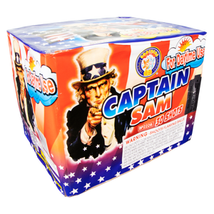 Captain Sam - Brothers Fireworks