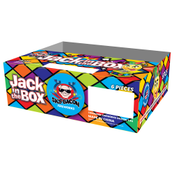 Jack in the box | Novelties (Ground) | Sky Bacon Fireworks