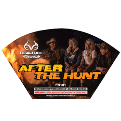 after the hunt - realtree fireworks