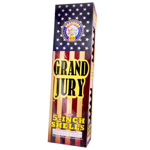 Grand Jury | Artillery Shells | Brothers Fireworks