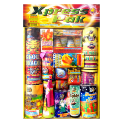 Xpress Pack | Assortment | Firehawk Fireworks
