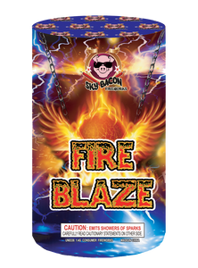 Fire Blaze - Sky Bacon Fireworks