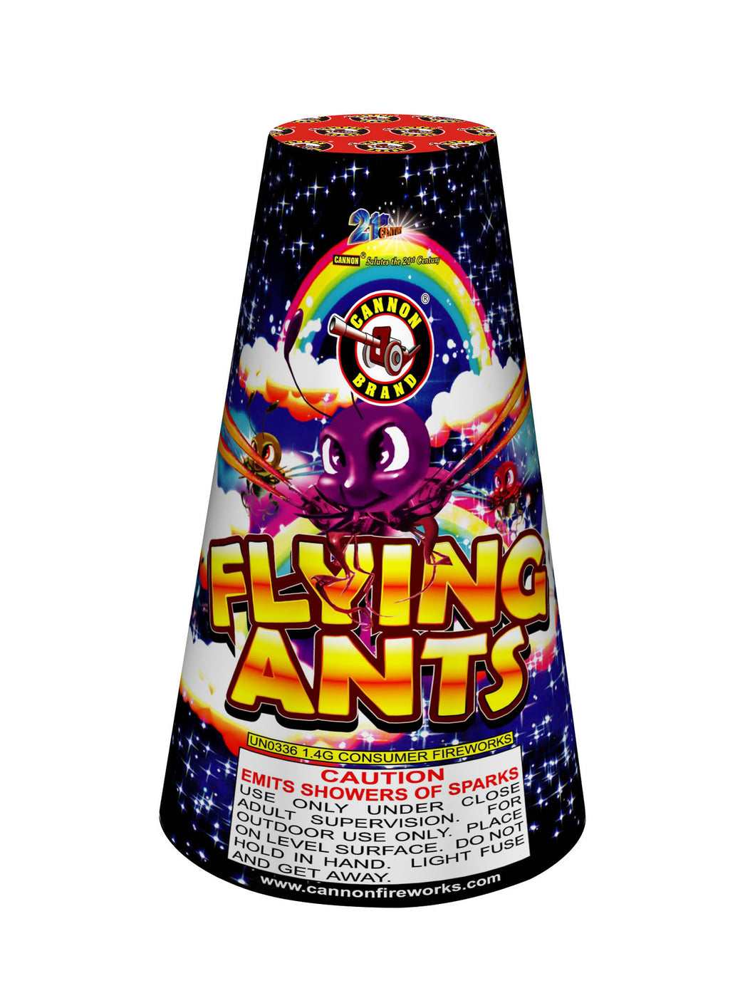Flying Ants - Cannon Fireworks