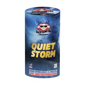 Quiet Storm | Fountain | Sky Bacon Fireworks