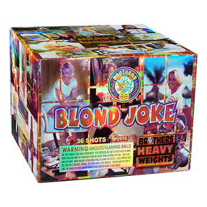 Blond Joke (20th Anniversary Label)