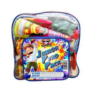 Junior Pyro Pack | Assortment | Sky Bacon Fireworks