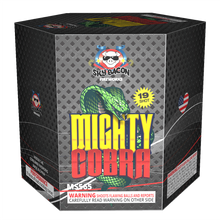 Load image into Gallery viewer, Mighty Cobra | 200 Gram Cake | Sky Bacon Fireworks