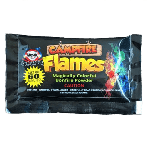 Campfire Flames - Sky Bacon Fireworks