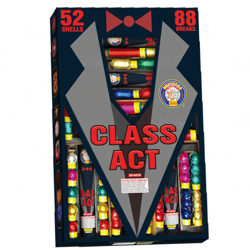 Class Act - Brothers Fireworks