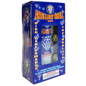 Artillery Shells - Brothers Fireworks