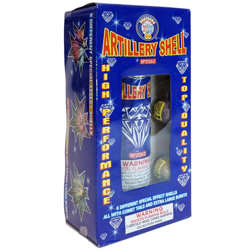 Brothers Artillery Shell 1.75
