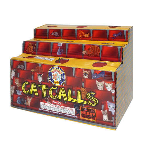 Catcalls - Brothers Fireworks