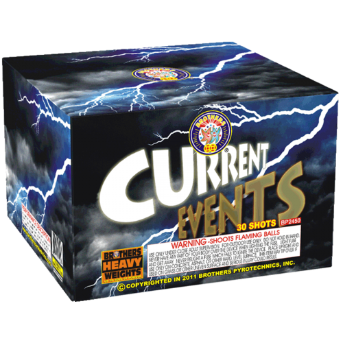 Current Events - Brothers Fireworks