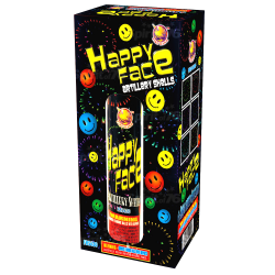 Happy Face Artillery Shells 1.75