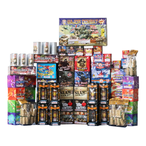 Jefferson Assortment Fireworks