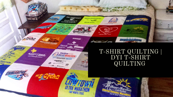 T-Shirt Quilting | DYI T-Shirt Quilting | Quilting T-Shirt | Step By Step Guide