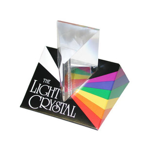 Tedcotoys Light Crystal Prism 2.5""