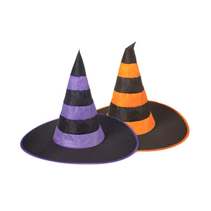 Beistle 00715 Nylon Witch Hats44; Pack Of 12