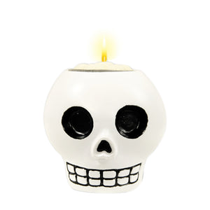 Dead Decorate-Your-Own Tea Light Holder 6 Oz - 6 Pack