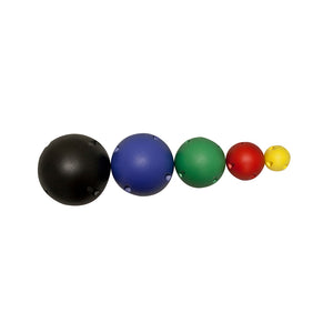 CanDo 10-1764 MVP Balance System, Level 5, Black Ball